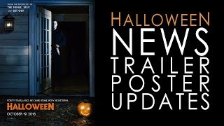 Halloween (2018) Trailer, Poster and Plot News Update   Blumhouse Productions