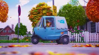 Musique pub Renault ZE - The Postman