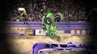 Monster Jam 2014 on FOX Sports 1