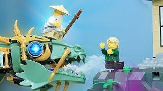 Lego Ninjago: Sensei Wu's Tough Student