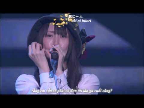 [Vietsub + Kara] Kareha No Station - Matsui Rena