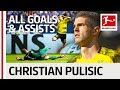 Christian Pulisic   All Goals And Assists 2017/18