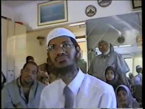 How Deedat Made Me Daaee - Dr.  Zakir Naik (1 8) video