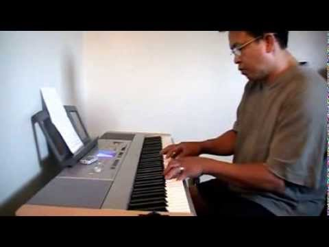 Please Be Careful With My Heart (piano) video