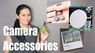 [English Ver.] Camera Accessories Talk for Nikon D750 & FUJIFILM XT-2 and More