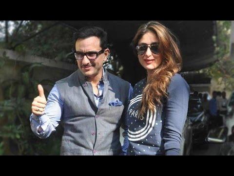 CONFIRMED!!! Kareena Kapoor Khan & Saif Ali Khan Expecting Their First Child