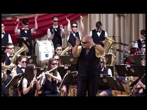 Csorvás Város Fúvószenekara és Majorette csoportja - The Blues Brothers Revue