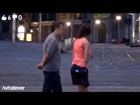 Asking Guys For Sex (Europe)
