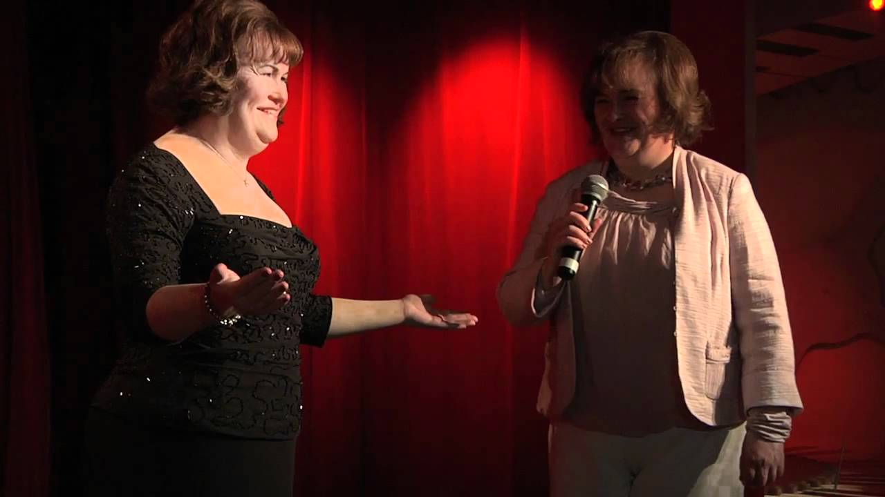Blackpool Susan Boyle