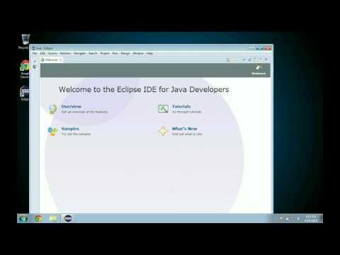 Setup and Hello World - Java Tutorial Ep.1