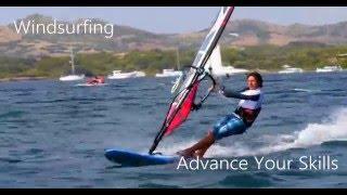 Windsurfing - Minorca Sailing