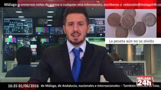 Málaga 24h TV - Los españoles conservan 1.648 millones de euros en pesetas