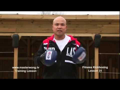 Kickboxing basics - Lesson 31 :All punches and kicks. Image 1