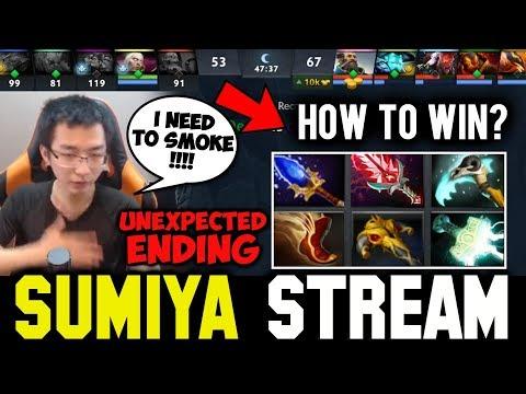 SUMIYA Invoker Absolutely Unexpected Ending | Sumiya Facecam Stream Moment #332