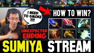 SUMIYA Invoker Absolutely Unexpected Ending | Sumiya Facecam Stream Moment #332
