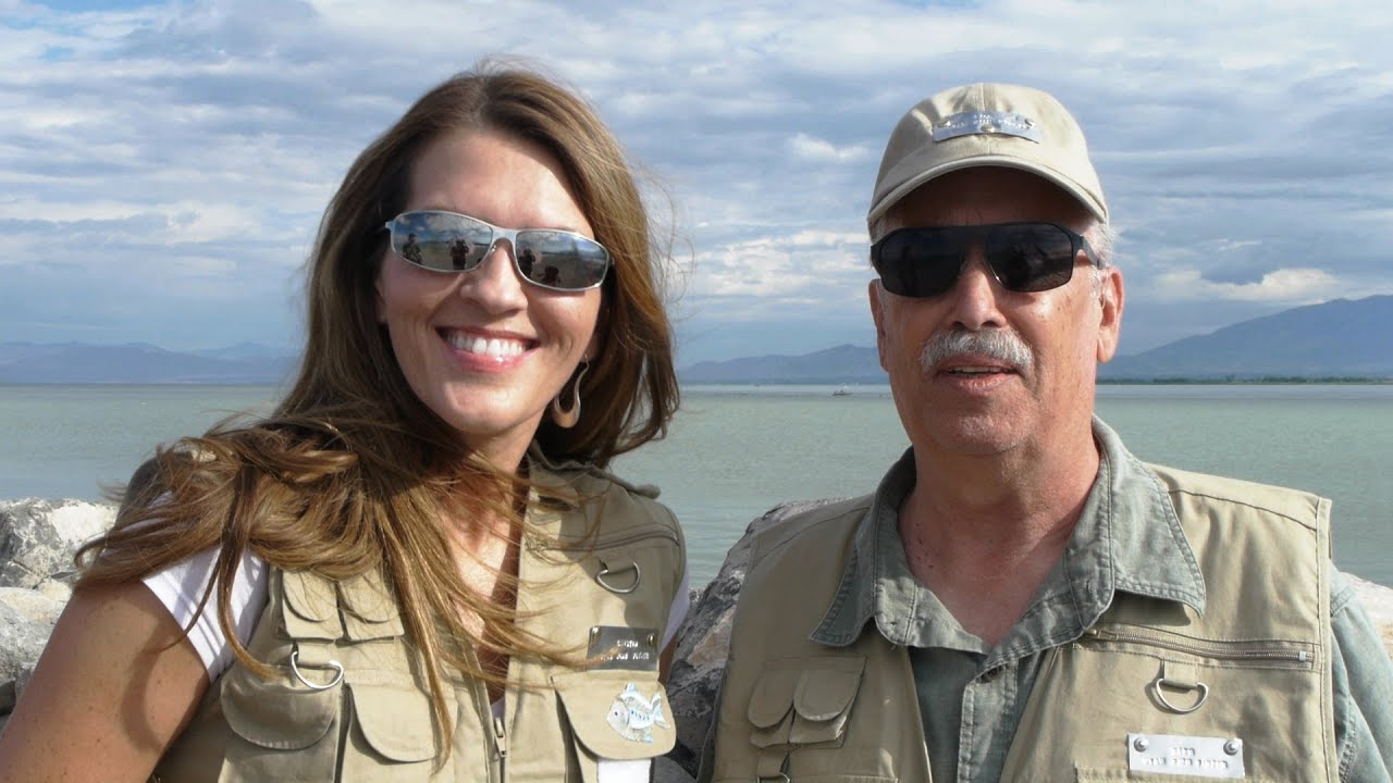 Utah fish finder tv show catfish at utah lake state park for Fishing tv shows