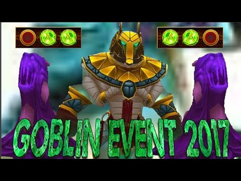Arcane Legends: Goblin Event, New Pets and Vanity