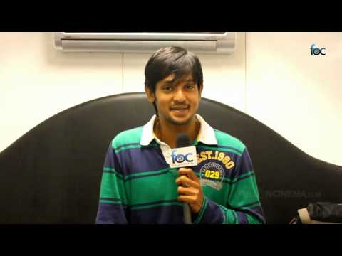 NRVP ON LOCATION SONG SHOOT NAKUL SPEECH