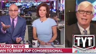 MSNBC Host EXPLODES On Conservative