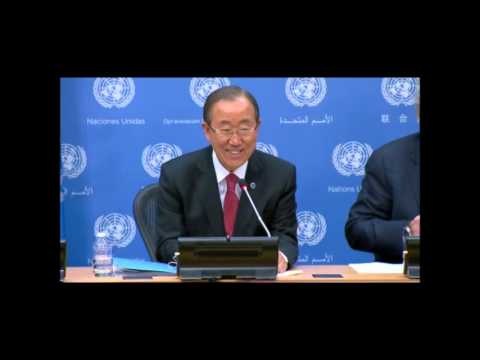 At UN, ICP Asked Ban Ki-moon Spox If Ban Get Correspondents' Questions in Advance