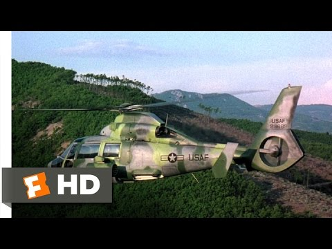 The Peacemaker (6/9) Movie CLIP - Russian Airspace (1997) HD