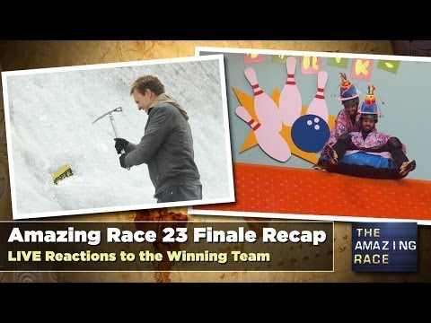 The Amazing Race 23 Finale Recap: Amazing Crazy Race | Review of TAR s23e11