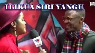 ALIKIBA AKARIBISHWA KWA MBWEMBWE WASAFI TV AFUNGUKA SIRI NZITO KUMUHUSU DIAMOND.