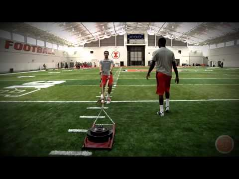 Fighting Illini Football Strength and Conditioning