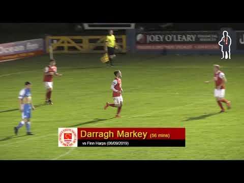 Goal: Darragh Markey (vs Finn Harps 06/09/2019)