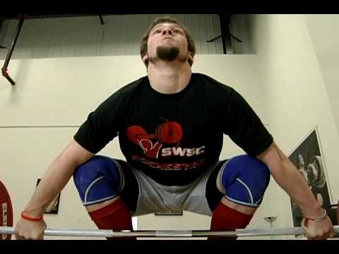 Strong As An Ox Weightlifting Program: Trailer Image 1