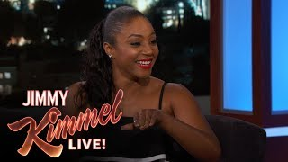 Tiffany Haddish Took Will & Jada Pinkett Smith on a Groupon Swamp Tour