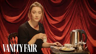 Saoirse Ronan Teaches Americans How to Make Tea | Secret Talent Theatre | Vanity Fair