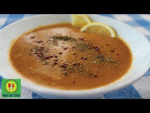 Суп из красной чечевицы Видео рецепт быстро Очень вкусно просто и полезно