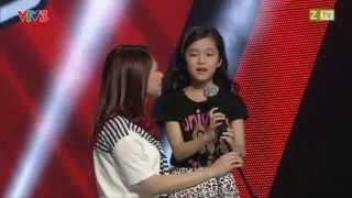 Giọng Hát Việt Nhí - Nguyễn Mai Thùy Anh - You Raise Me Up - Vòng Giấu Mặt