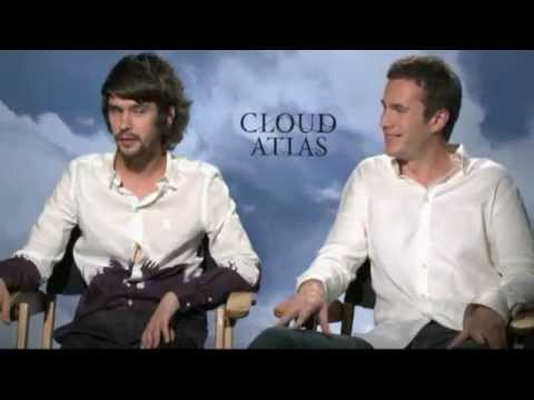 Ben Whishaw and James D'Arcy - Two Cloud Atlas interviews