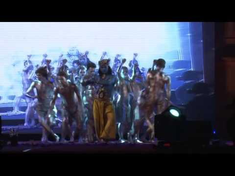 Prince dance group Krishna Act