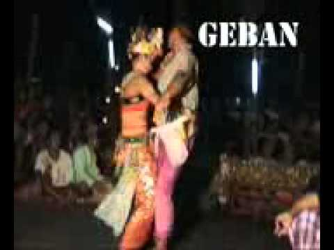 Bali Geban Hot Dance video