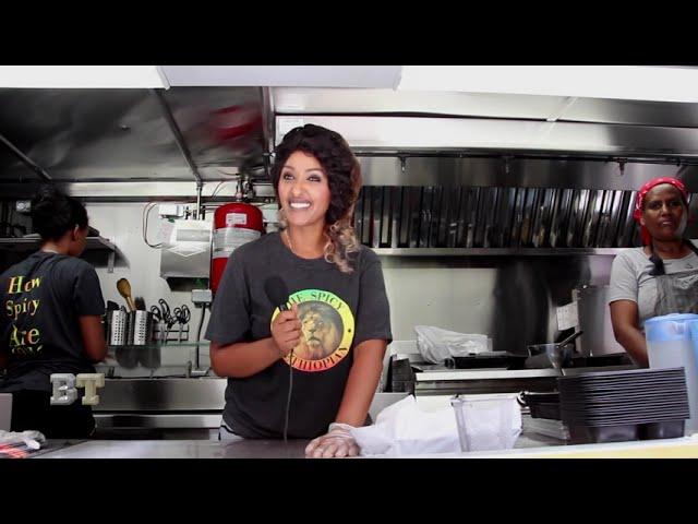 Ethiopia Food Trucks Toronto * Berhan TV*