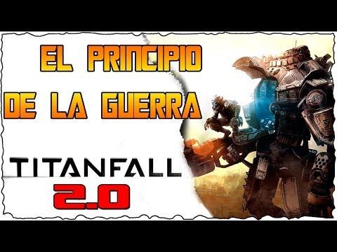 TITANFALL 2.0 - Empieza la guerra ! Mi primera vez Online