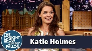 Katie Holmes Ticked Off a New York City Cab Driver