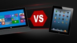 Microsoft Surface 2 Vs. iPad 4