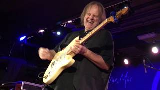 Walter Trout Me My Guitar The Blues Oran Mor Glasgow 28 11 2018