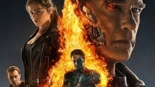 1 hour of Terminator: Genisys end credits song