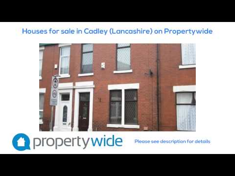 Houses for sale in Cadley (Lancashire) on Propertywide