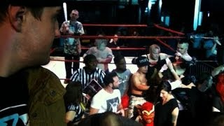 Extreme Midget Wrestling At The TLA, DUI Interlock Device, Derby's And Drunk TJ Kissing His Cats!