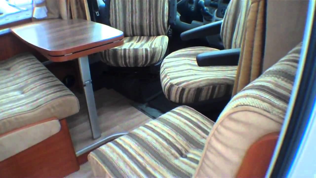 camping car chausson welcome ws profile 2009 la roche. Black Bedroom Furniture Sets. Home Design Ideas