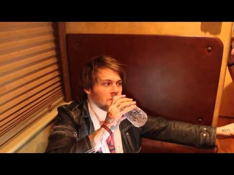 Random Tour Moments with Asking Alexandria Music Videos