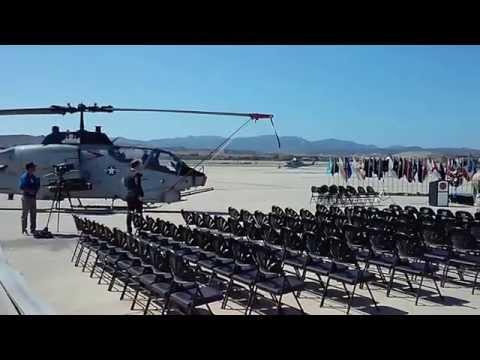 Post Memorial Ceremony Camp Pendleton Air Base