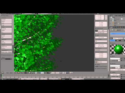 Blender 2.54 Arbaro Tree Generator and importing the tree (dosent work on Macs)