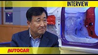Y K Koo - MD & CEO, Hyundai Motor India   Interview   Autocar India